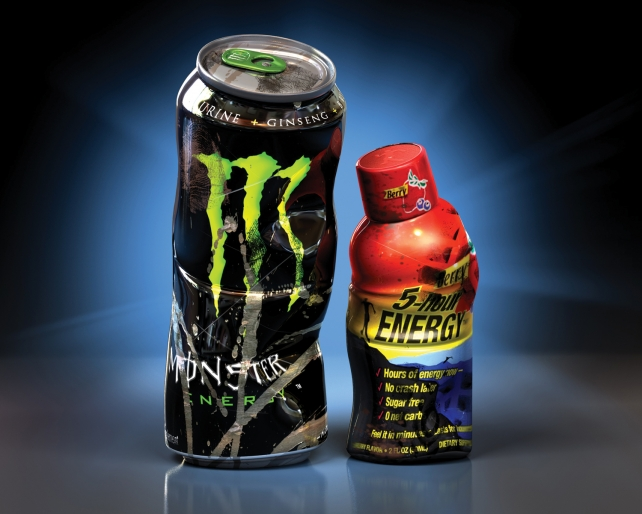 Energy drinks effects on teens