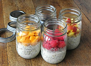 Overnight Oats | Clean Eating