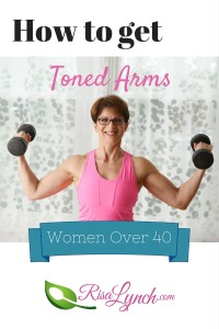 How To Get Toned Arms When You're Over 40