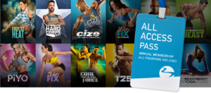 Beachbody All Access Pass