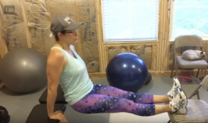 Tricep Exercise For Women ~ Video #2