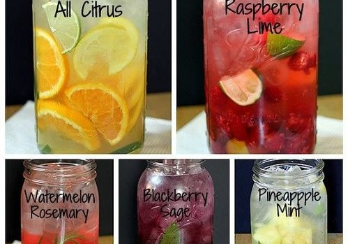 refreshing-flavored-water-recipes