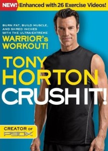 Crush It by Tony Horton