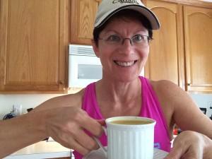 Healthy Pumpkin Latte