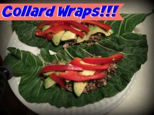 Collard Wraps