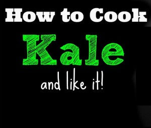 How To Make Kale | Clean Eating