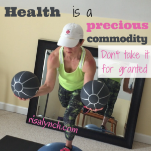 Your Health Is Your Most Important Asset