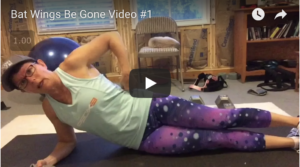 Arm Exercises For Women ~ Video #1